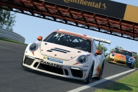 Porsche: Racing virtuell - um 100.000 Dollar