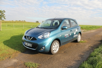 Nissan Micra: Flirt in der City